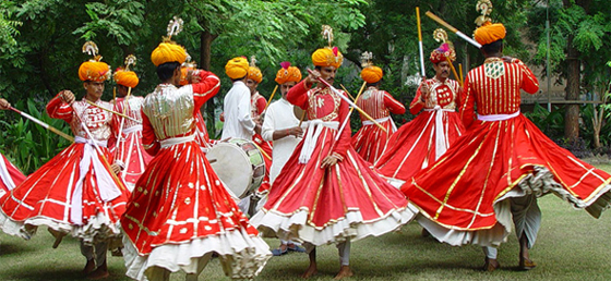Rajasthani Music and Dance